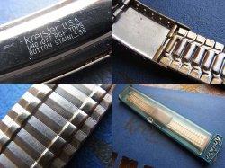 画像4: U.S.Aクライスラー 19mm金張りK10デッド未使用最高級Kreisler