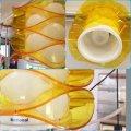 レアー可愛いナショナル照明 黄色その2