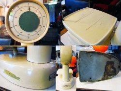 画像3:  寺岡精工 1962年 柳宗理デザイン はかり パール 2kg