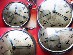 画像3: 19セイコー 懐中時計 OH済み 7石 手巻き 1950年代 国鉄 鉄道 昭和20年代