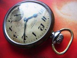 画像2: 19セイコー 懐中時計 OH済み 7石 手巻き 1950年代 国鉄 鉄道 昭和20年代