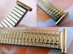 画像2: バンビ7 金色 伸び伸びレディース ベルト 10mm 新品デッドストック