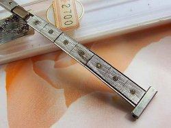 画像2: バンビ14  伸び伸びレディース ベルト 14mm 新品デッドストック