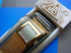 画像1: JBチャンピオン 弓カンバネ式GP カレンダーエクステンションベルト 16〜19mm新品デッドストック