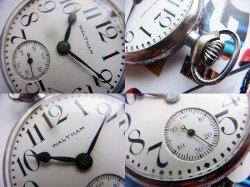 画像2: ウォルサム WALTHAM 鉄道懐中時計