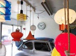 画像1:  直径50cm 大きな セイコー壁掛け時計