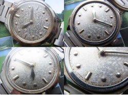 画像2: セイコー 盲人用腕時計 17石 紳士用手巻き 純正ブレス付き 6618A