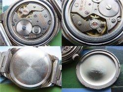 画像3: セイコー 盲人用腕時計 17石 紳士用手巻き 純正ブレス付き 6618A
