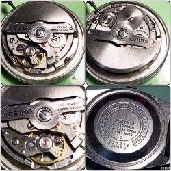 画像3: 初期 56ロードマチック デイデイト 25石 ワンピースケース LM 5606A