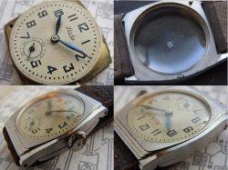 画像4:  デッドストック1(未使用)吉田時計 ロックル 10型7石 手巻き YOSHIDA WATCH