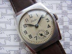画像1:  デッドストック1(未使用)吉田時計 ロックル 10型7石 手巻き YOSHIDA WATCH