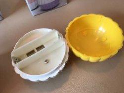 画像5: 昭和レトロ マッサージボール 紫.黄色3ピンク デットストック新品