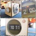 シチズン パタパタ時計 100V50/60HZ対応 昭和レトロ